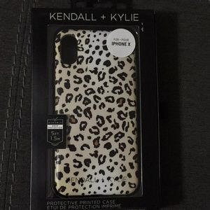 Kendall & Kylie IPhone X case